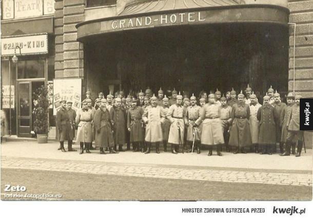 Miasto Łódź w latach 1914-1918, XX wieku.