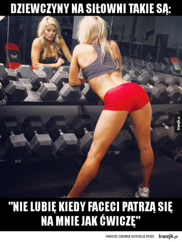 Zawsze na siłowni