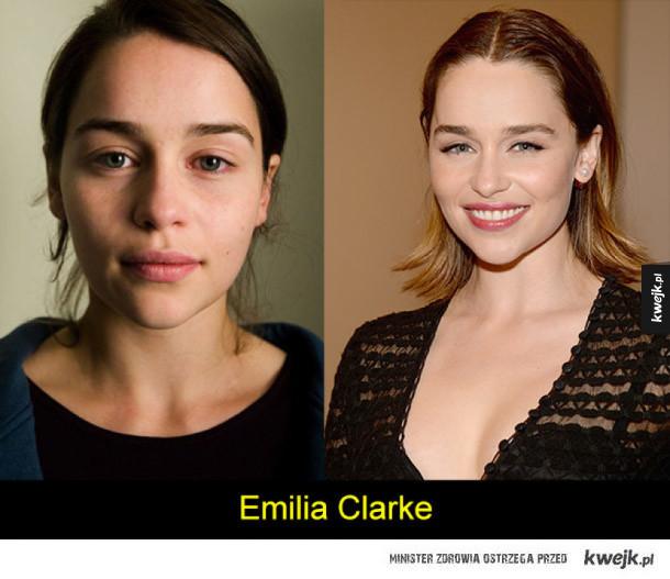 Znane aktorki i piosenkarki bez makijażu