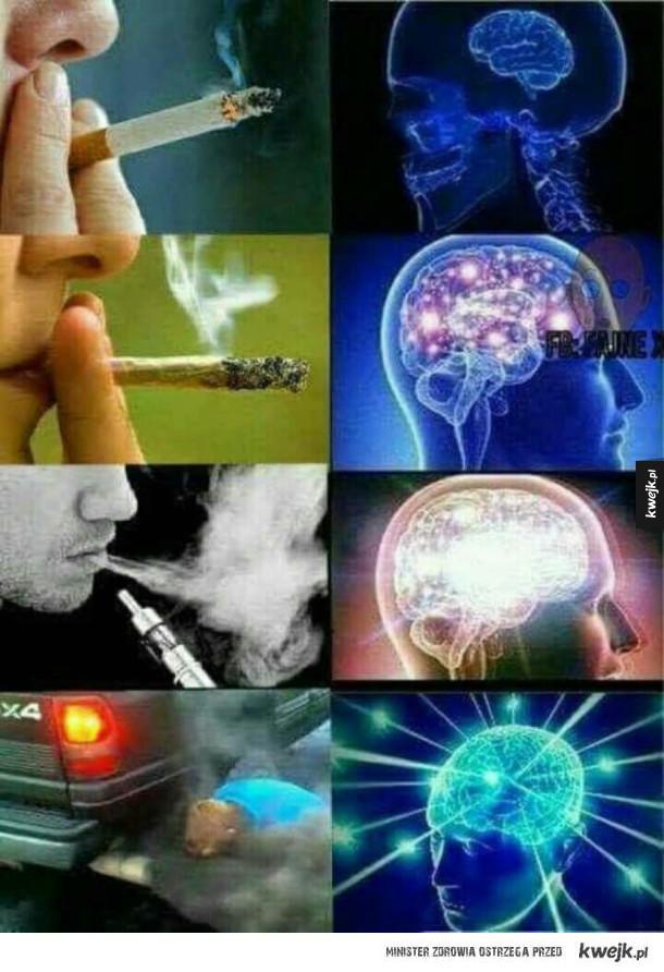Jak palić to z głową