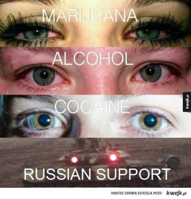 Rosja pomoże xD