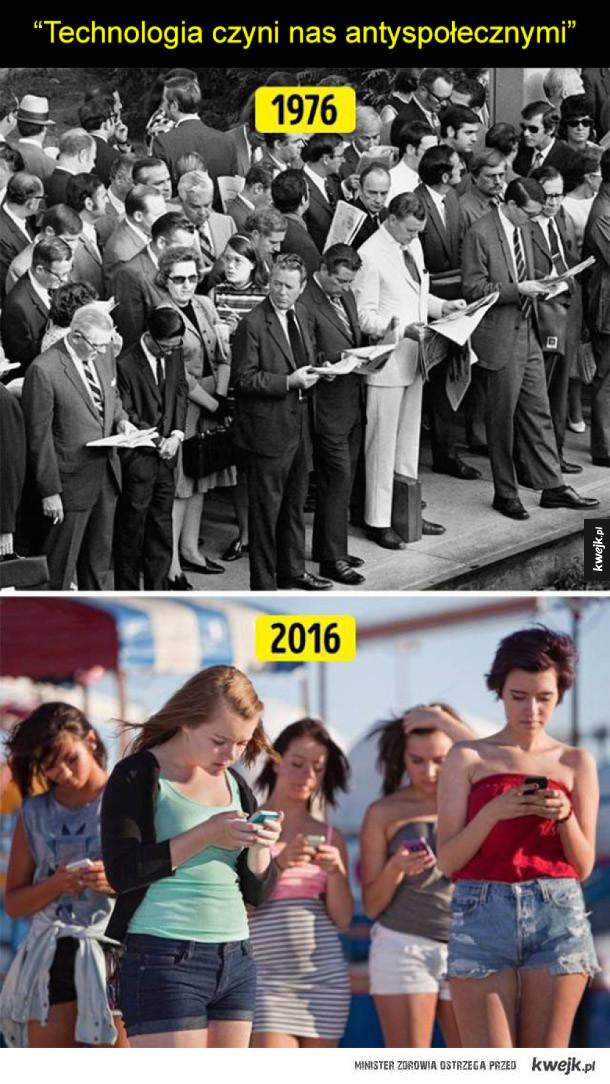 Pewne rzeczy się po prostu nie zmieniają