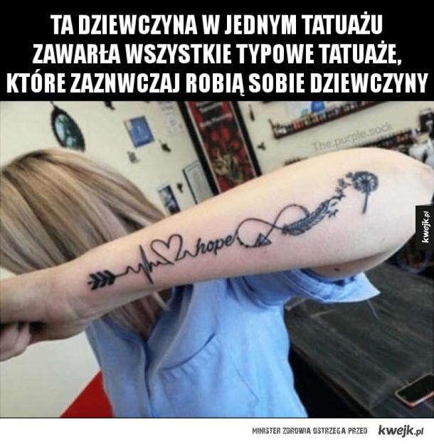 Pomysłowy Tatuaż Ministerstwo śmiesznych Obrazków Kwejkpl