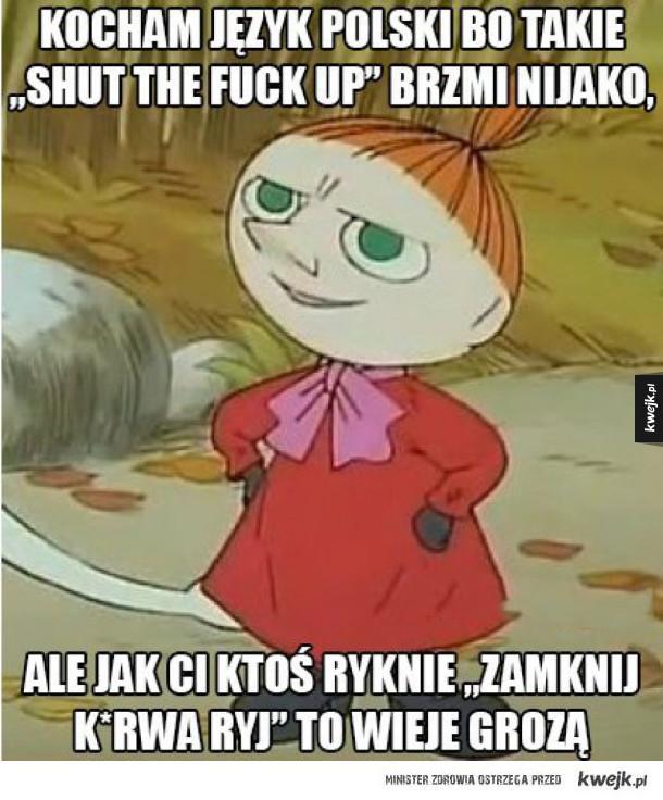 Język polski najlepszy