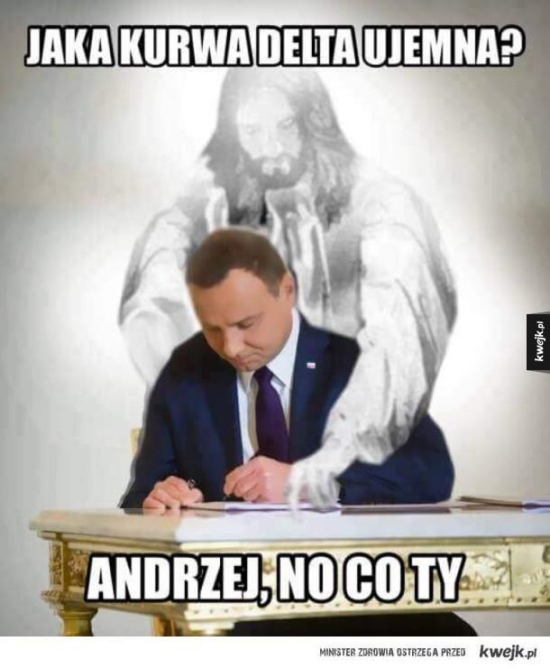 Andrzejku, to nie tak