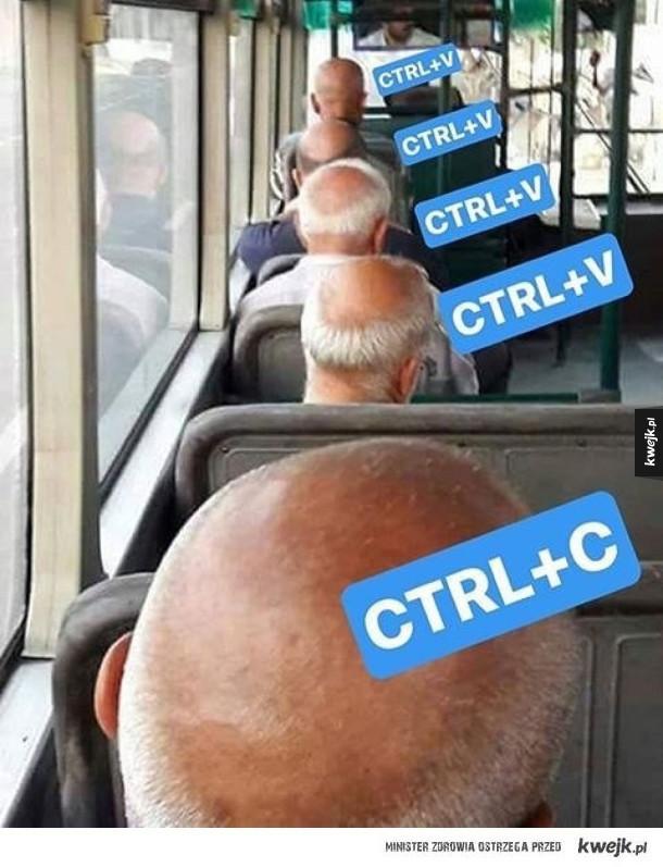 Taka sytuacja w komunikacji miejskiej