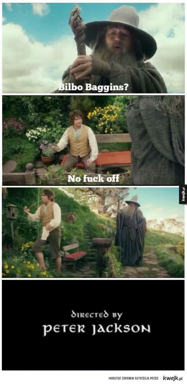 hobbit w skrócie