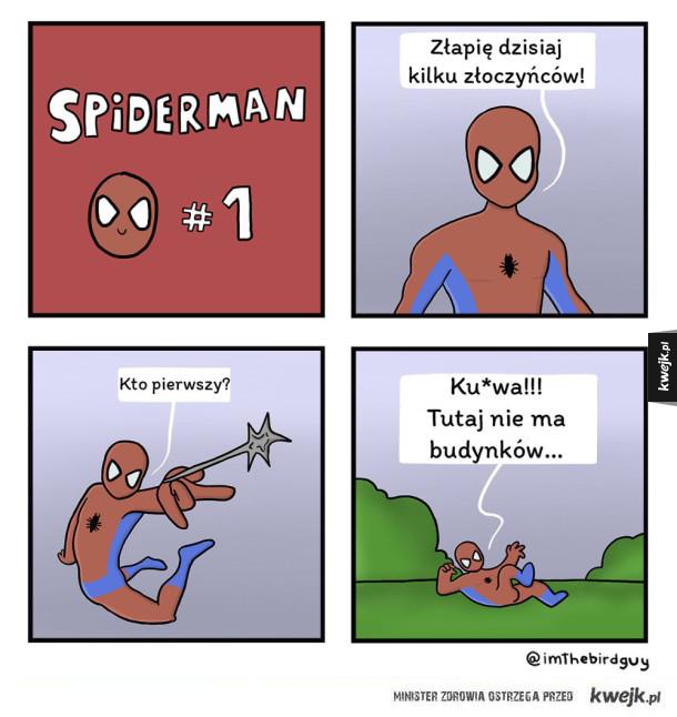 Spider-Man na wakacjach