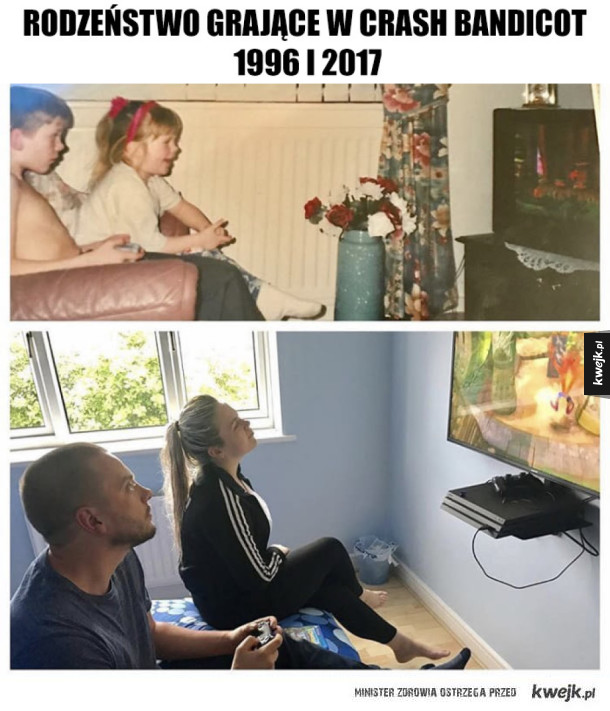 Pewne rzeczy się nie zmieniają :)