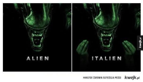 Obcy z Włoch