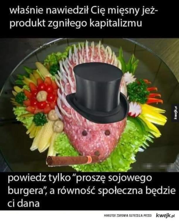 Mięsny jeż