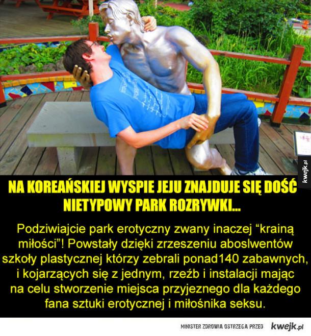 Wspomnienia z Parku Miłości