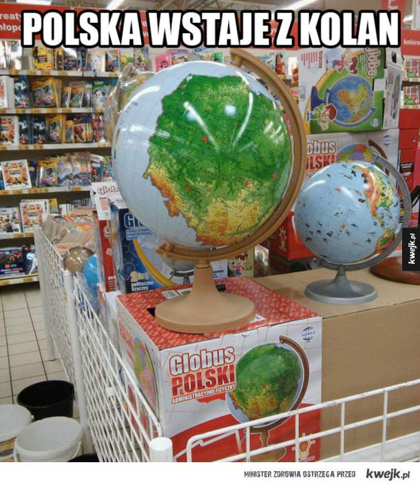 Polska wielki kraj