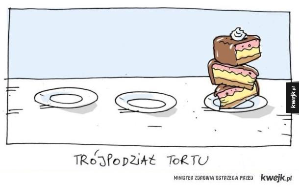 Podział tortu