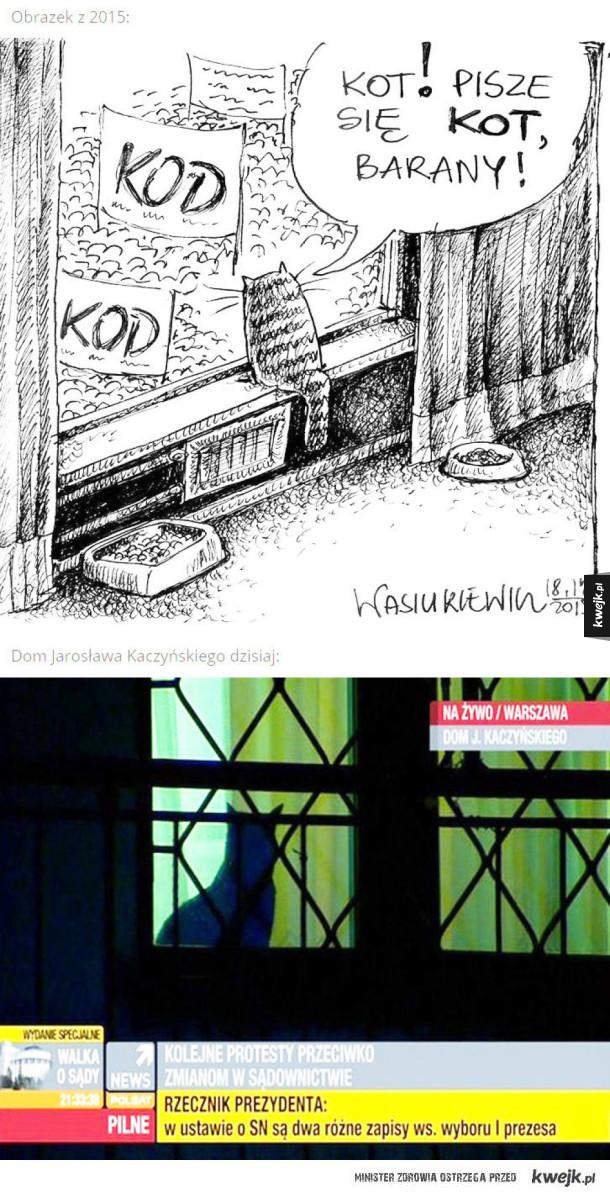 Proroczy komiks