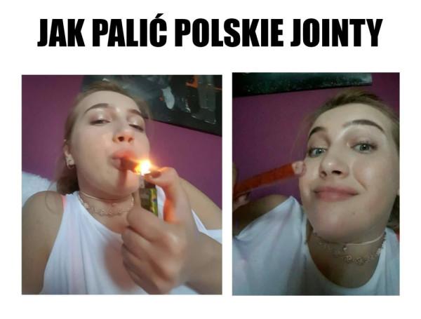 Tak się jara w Polsce