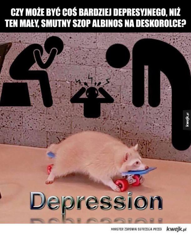 Kwintesencja depresji