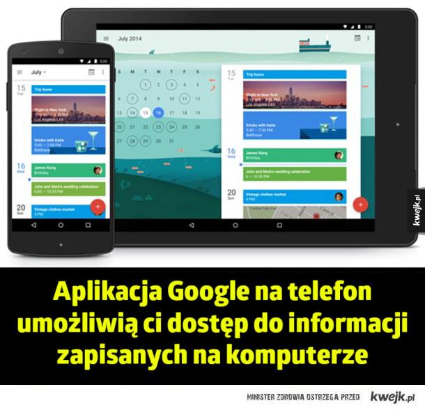 Przydatne funkcje Google, które ułatwią ci korzystanie z internetu - Aplikacja Google na telefon umożliwią ci dostęp do informacji zapisanych na komputerze