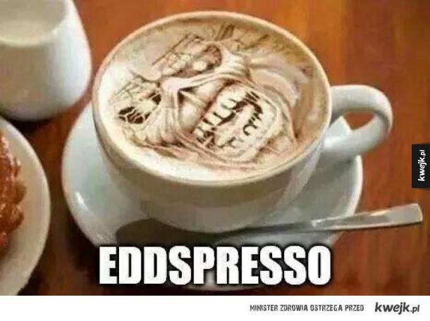Kawa dla metalowca