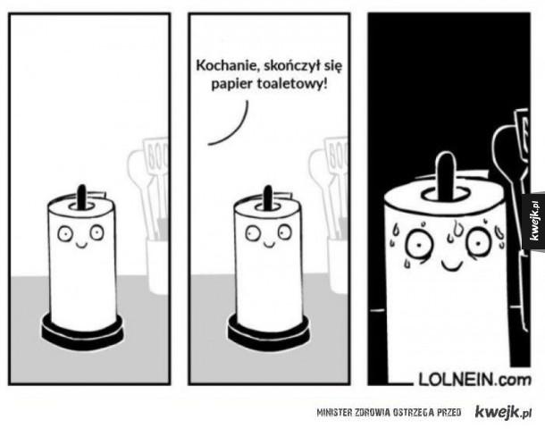 Przygody papierowego ręcznika