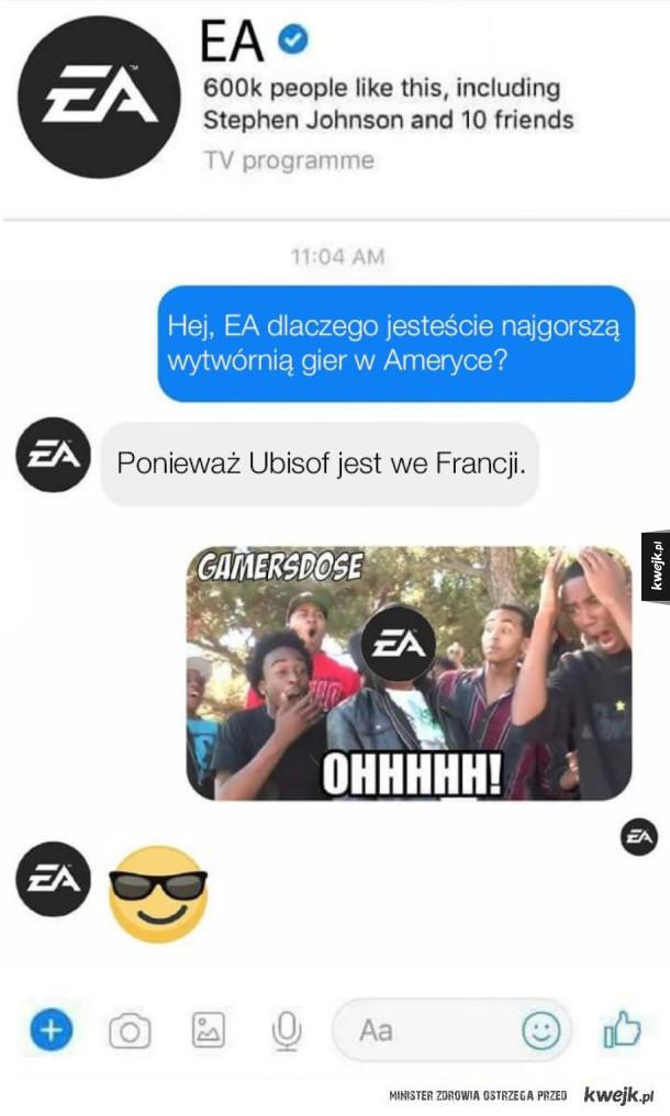 EA dało radę
