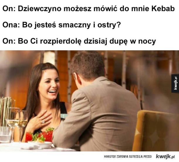 Podryw na kebaba