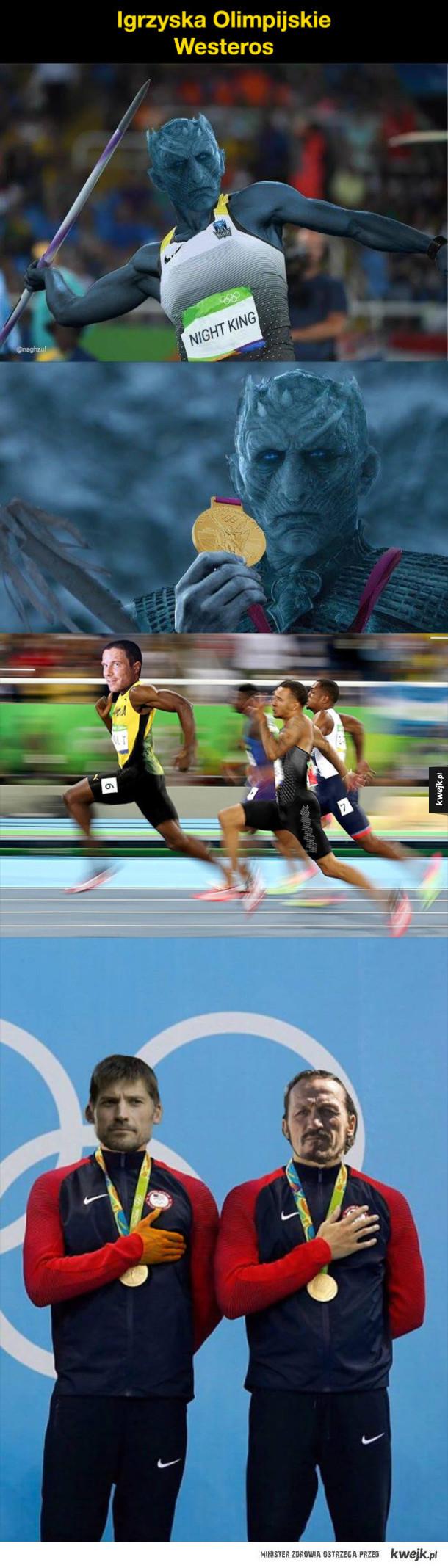 Olimpiada w Westeros