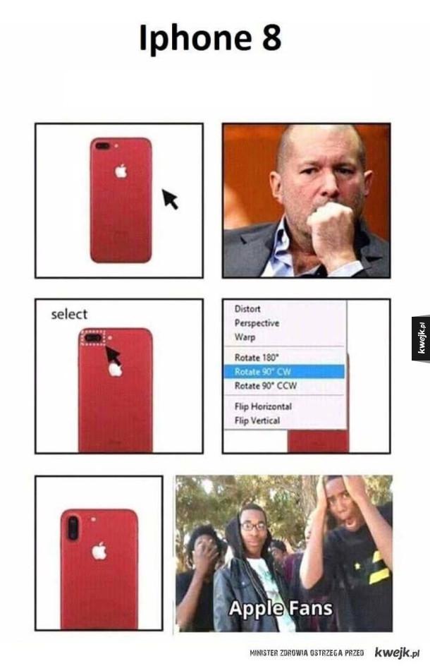 Tak zrobili nowego Iphone'a