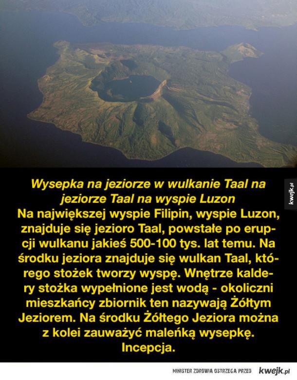 Najdziwniejsze wyspy świata