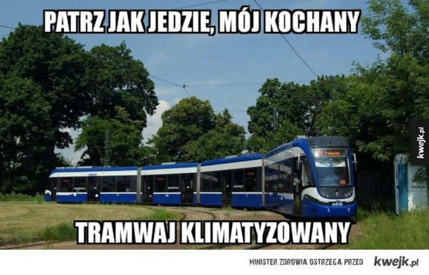 Jedzie tramwaj