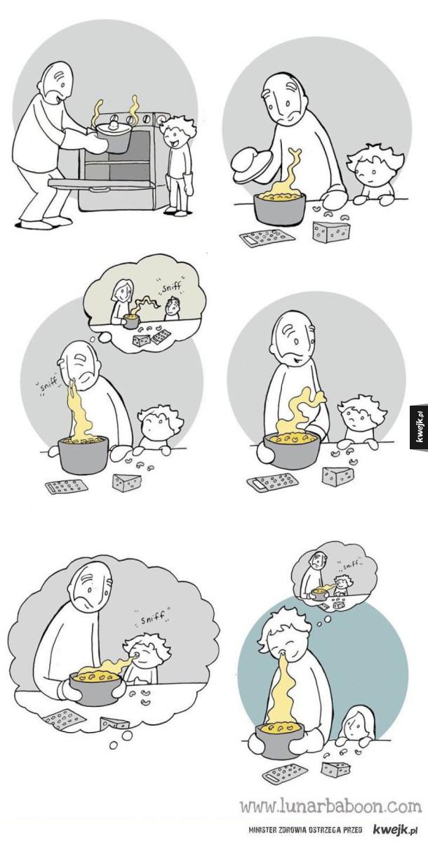 Zapach dzieciństwa