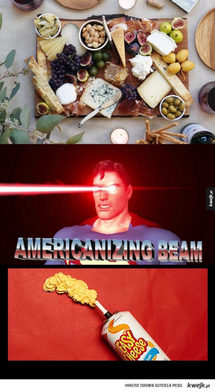 Jak tak można zbezcześcić ser?!