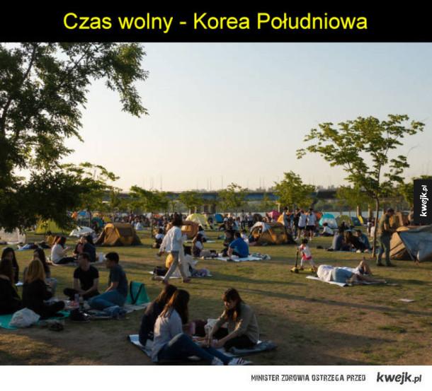 Życie w Korei Południowej vs życie w Korei Północnej