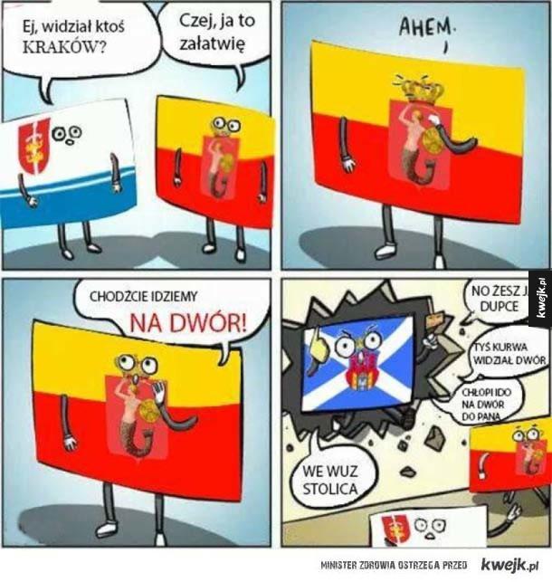 Jak wezwać Kraków