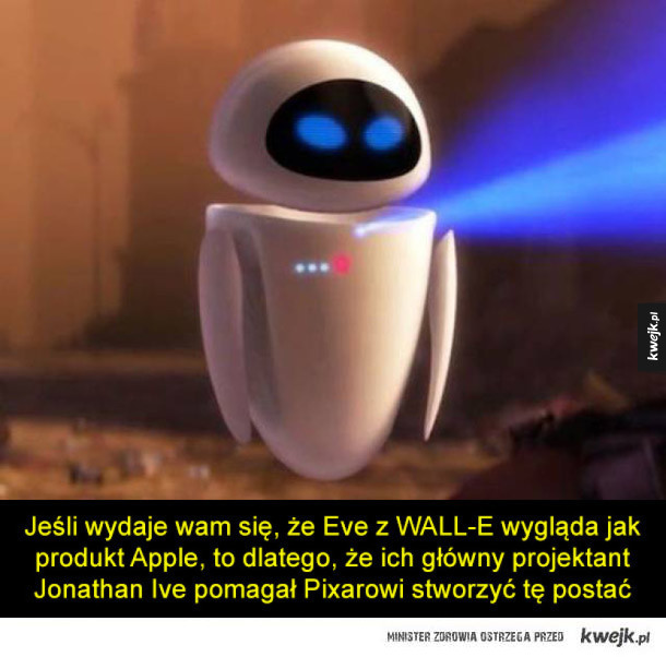 Pixarowe ciekawostki