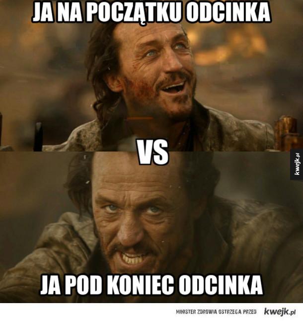 """Memy po 4 odcinku """"Gry o Tron"""""""