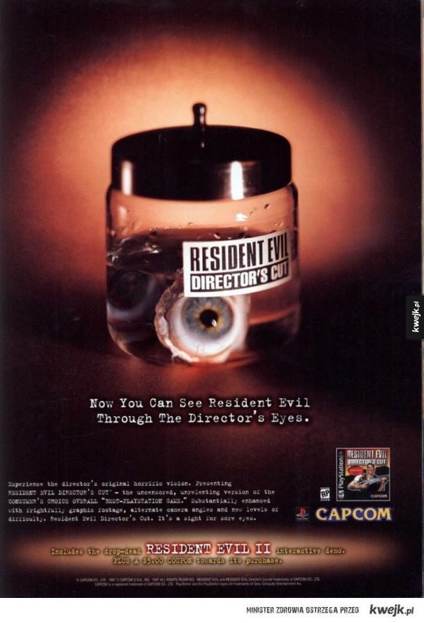 Kiedyś to były reklamy gier