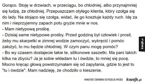 Autentyczne sytuacje z polskiego kiosku