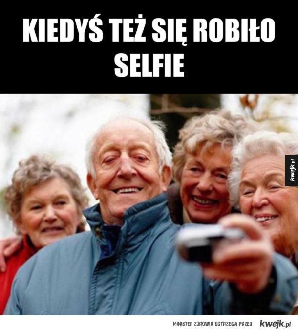 takie selfie rozumiem :)