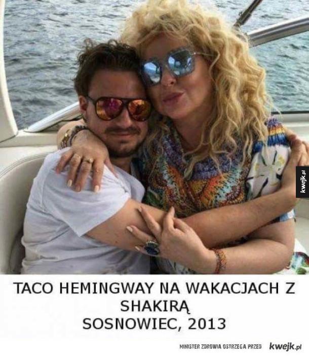 Taco i Shakira