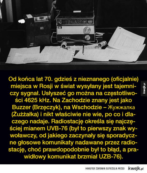 UVB-76, tajemnicza radiostacja z Rosji