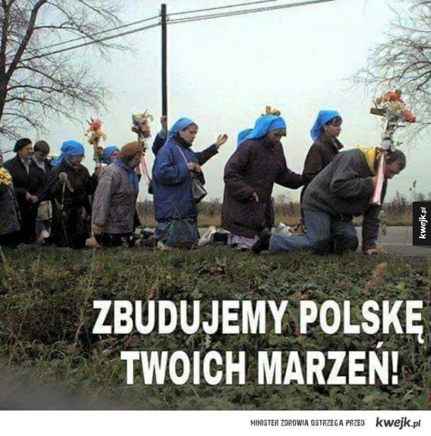 Polska na jaką zasługujemy