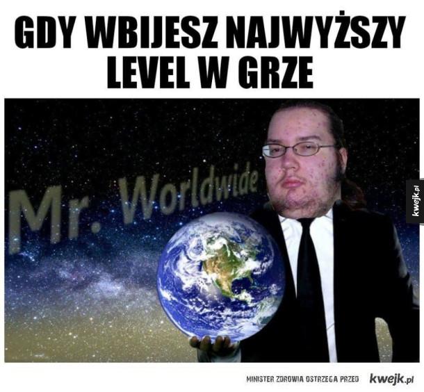 Najwyższy level