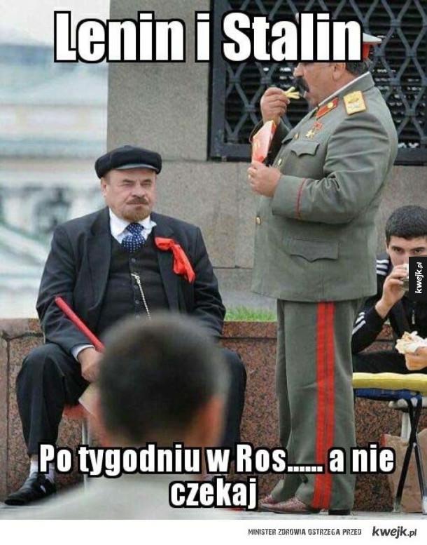Lenin i Stalin