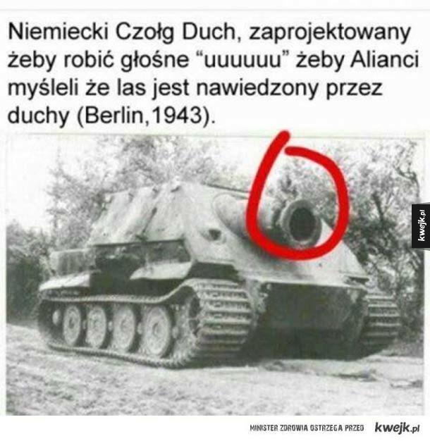 Niemiecki czołg duch