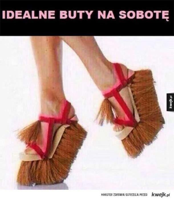 Idealne buty