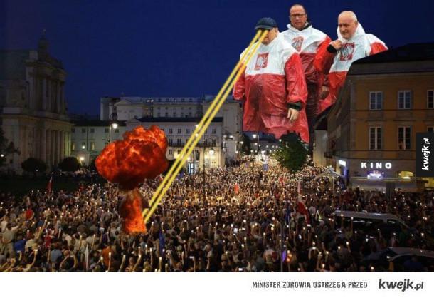 Polska Godzilla