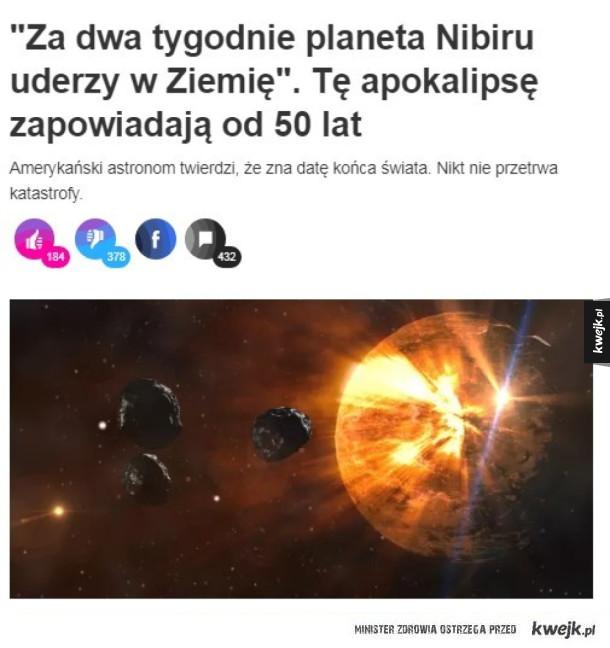 apokalipsa nadchodzi!