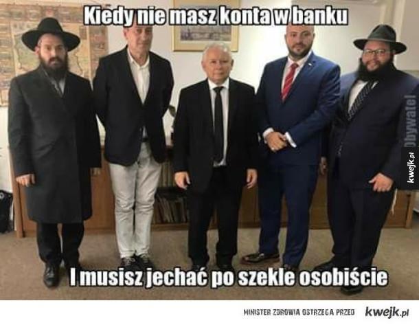 Jeden rabin powie tak, drugi rabin powie nie!