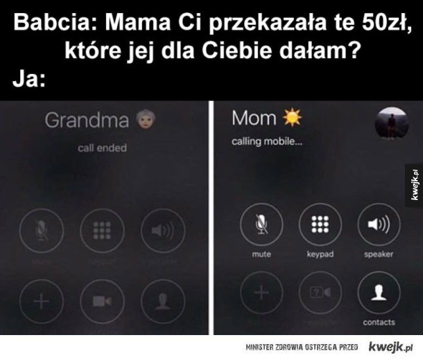 Babciu poczekaj